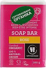 "Parfémy, Parfumerie, kosmetika Čisticí mýdlo ""Růže"" - Urtekram Pure Indulgement Rose Soap"