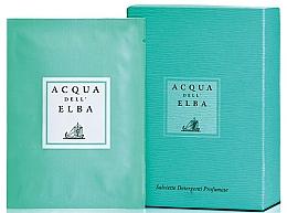 Parfémy, Parfumerie, kosmetika Acqua dell Elba Classica Men - Vlhčené ubrousky