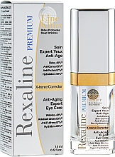 Parfémy, Parfumerie, kosmetika Anti-age oční krém expert - Rexaline Line Killer X-Treme Corrector Cream