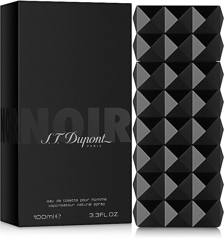 Dupont Noir pour Homme - Toaletní voda — foto N1