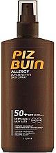 Parfémy, Parfumerie, kosmetika Opalovací sprej na tělo - Piz Buin Allergy Spray Spf50