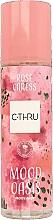 Parfémy, Parfumerie, kosmetika Tělový sprej - C-Thru Rose Caress