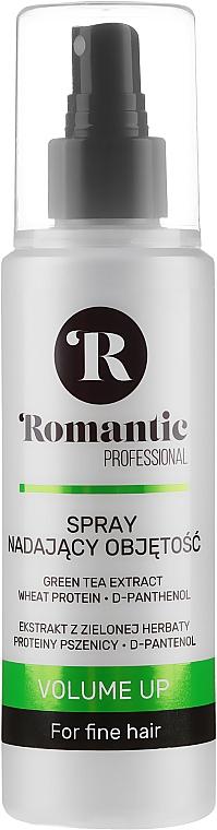 Sprej na objem vlasů - Romantic Professional
