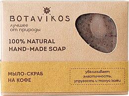 Parfémy, Parfumerie, kosmetika Přírodní, ručně vyráběné mýdlo Káva - Botavikos Hand-Made Soap