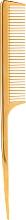 Parfémy, Parfumerie, kosmetika Profesionální zlatý hřeben - Balmain Paris Hair Couture Golden Tail Comb