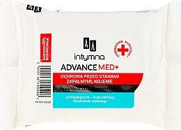 Parfémy, Parfumerie, kosmetika Vlhčené ubrousky pro děti pro intimní hygienu - AA Advanced MED