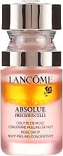 Noční dvoufázový peeling - Lancome Absolue Precious Cells Rose Drop — foto N2