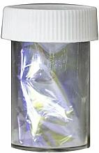 Parfémy, Parfumerie, kosmetika Zdobící nehtová fólie se skleněným efektem - Ronney Professional Transfer Glass Foil