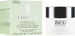 Parfémy, Parfumerie, kosmetika Výživný krém - Clinique Comfort On Call Allergy Tested Relief Cream