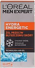 Parfémy, Parfumerie, kosmetika Hydratační gel Ledový efekt - L'Oreal Paris Men Expert Hydra Energetic