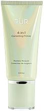 Parfémy, Parfumerie, kosmetika Primer na obličej - Pur 4-In-1 Correcting Primer Redness Reducer