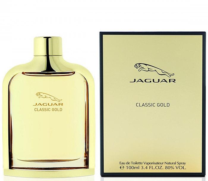 Jaguar Classic Gold - Toaletní voda