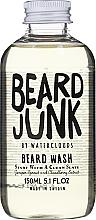 Parfémy, Parfumerie, kosmetika Jemný šampon na vousy - Waterclouds Beard Junk Beard Wash