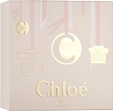 Parfémy, Parfumerie, kosmetika Chloe Signature - Sada (edp/75ml + b/lot/100ml + edp/mini/5ml)