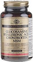 Parfémy, Parfumerie, kosmetika Doplněk stravy - Solgar Glucosamine Hyaluronic Acid Chondroitin MSM