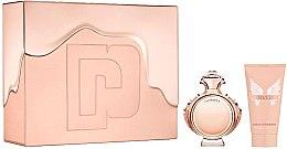 Parfémy, Parfumerie, kosmetika Paco Rabanne Olympea - Sada (edp/50ml + b/lot/75ml)