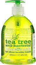 Parfémy, Parfumerie, kosmetika Antibakteriální tekuté mýdlo na ruce - Xpel Marketing Ltd Tea Tree Anti-Bacterial Handwash