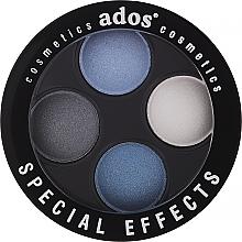 Parfémy, Parfumerie, kosmetika Oční stíny - Ados Special Effect Eye Shadows