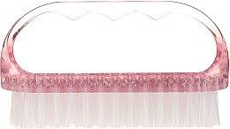 Parfémy, Parfumerie, kosmetika Kosmetický kartáček na nehty, 74752, světle- růžový - Top Choice