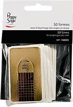 Parfémy, Parfumerie, kosmetika Formy pro Poly Gely - Peggy Sage Nail Formes