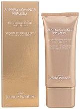 Parfémy, Parfumerie, kosmetika Anti-age krém pro krk a dekolt - Methode Jeanne Piaubert Suprem Advance Premium Complete