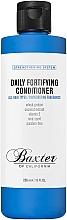 Parfémy, Parfumerie, kosmetika Zpevňující kondicionér - Baxter of California Daily Fortifying Conditioner