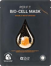 Parfémy, Parfumerie, kosmetika Bio celulózová maska s extraktem z propolisu - SNP Double Moisturizing Bio-Cell Mask