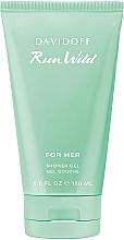 Parfémy, Parfumerie, kosmetika Davidoff Run Wild For Her - Sprchový gel
