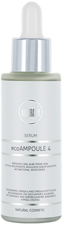 Sérum na obličej - Naturativ ecoAmpoule 4 Serum — foto N1