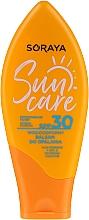 Parfémy, Parfumerie, kosmetika Voděodolný krém na opalování SPF30 - Soraya Sun Care