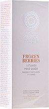 Parfémy, Parfumerie, kosmetika Vitamínová maska na vlasy - Natura Siberica Copenhagen Frozen Berries Vitamin Hair Mask