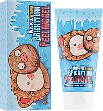 Parfémy, Parfumerie, kosmetika Jemný peeling gel - Elizavecca Hell-pore Vitamin Brightturn Peeling Gel