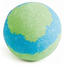 Parfémy, Parfumerie, kosmetika Bombička do koupele, modro-zelená - IDC Institute Multicolor Fresh Citrus