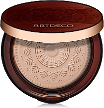 Parfémy, Parfumerie, kosmetika Bronzový pudr - Artdeco Bronzing Powder