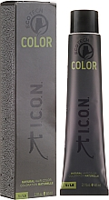 Parfémy, Parfumerie, kosmetika Pečující permanentní krémová barva bez čpavku - I.C.O.N. Ecotech Color Natural Hair Color