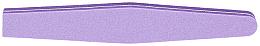 Parfémy, Parfumerie, kosmetika Oboustranný pilník-blok na nehty, trapéz100/180, fialový - Tools For Beauty Diamond Purple