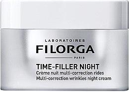 Parfémy, Parfumerie, kosmetika Noční regenerační krém proti vráskam - Filorga Time-filler Night Cream
