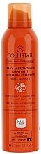 Parfémy, Parfumerie, kosmetika Hydratační sprej pro opalování - Collistar Moisturizing Tanning Spray SPF10 200ml