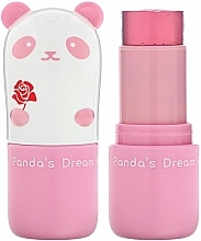 Parfémy, Parfumerie, kosmetika Hydratační tyčinka s růžovým olejem - Tony Moly Panda's Dream Rose Oil Moisture Stick