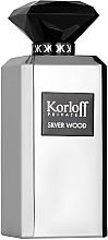 Parfémy, Parfumerie, kosmetika Korloff Paris Silver Wood - Parfémovaná voda