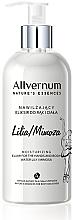 """Parfémy, Parfumerie, kosmetika Elixír na ruce a tělo """"Leknín a mimosa"""" - Allvernum Nature's Essences Elixir for Hands and Body"""