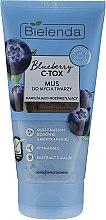 Parfémy, Parfumerie, kosmetika Čisticí pěna na obličej - Bielenda Blueberry C-Tox Face Mousse For Face Cleansing