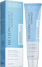 Parfémy, Parfumerie, kosmetika Barviva pro míchání a korekci barev - Revlon Professional Revlonissimo NMT Pure Colors