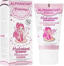 Parfémy, Parfumerie, kosmetika Hydratační krém pro děti - Alphanova Kids Princess Moisturiser Body & Face