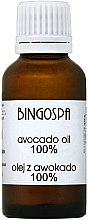 Parfémy, Parfumerie, kosmetika Avokádový olej 100% - BingoSpa