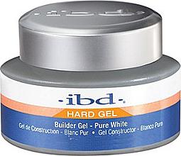 Parfémy, Parfumerie, kosmetika Gel na prodloužení nehtů, bílý - IBD Builder Gel Pure White