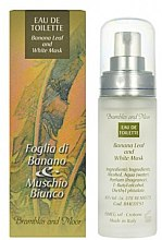 Parfémy, Parfumerie, kosmetika Frais Monde Banana Leaf And White Musk - Toaletní voda