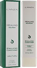 Parfémy, Parfumerie, kosmetika Kondicionér pro obnovu a stimulaci růstu vlasů - L'anza Healing Nourish Stimulating Conditioner