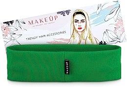 Parfémy, Parfumerie, kosmetika Čelenka na vlasy, zelená, Be Beauty - MakeUp