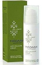 """Parfémy, Parfumerie, kosmetika Anticelulitidní krém proti efektu """"pomerančové kůry"""" - Madara Cosmetics Anti-Cellulite Cream"""